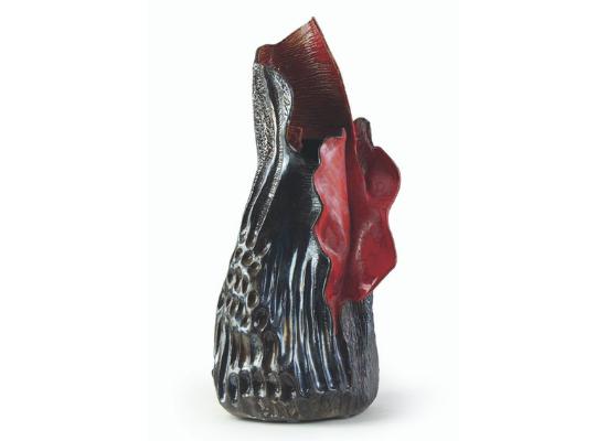 Mahogany fossil