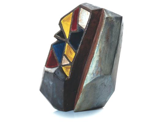 Mondrian's solitude